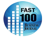 Business Journal Fast 100 Award