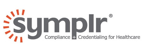 Symplr - Compliance + Credentialing for Healthcare - Logo