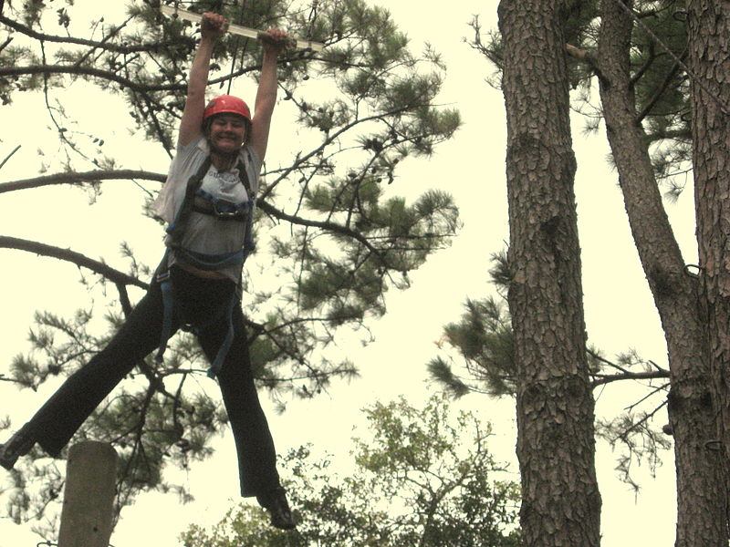 Going Tree Top Climbing?