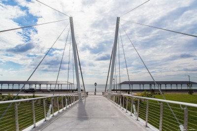 Stainless Steel Rods and Suspension Bridges