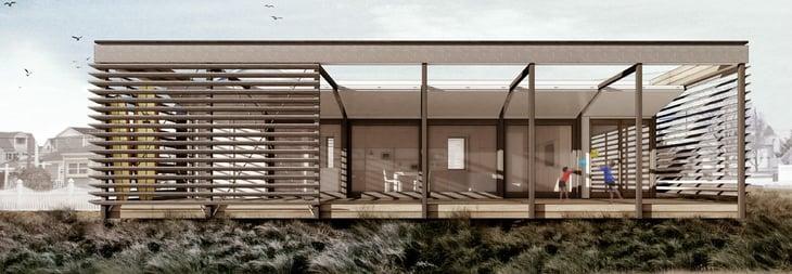 Ronstan Rods & Hardware in Winning House Design