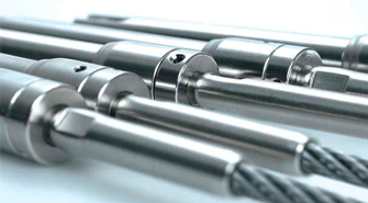 Stainless Steel Rods in Exhibition Centres