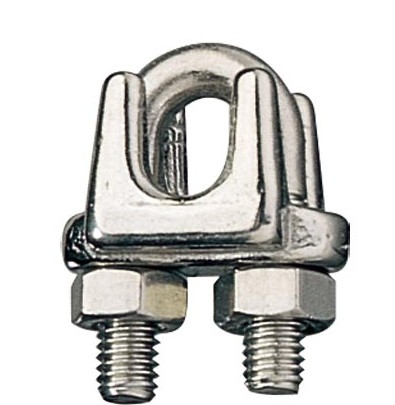 Wire Rope Clips - Grips, Thimble Kit