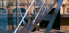 Stainless Steel Structural Rod Systems in Sports Facilities