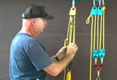 How Pulley Systems Work and Block and Tackle Pulley Definition