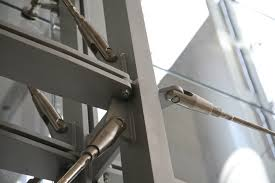Stainless Steel Truss System Examples