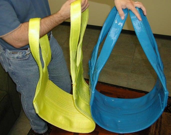 Lifting and Nylon Slings