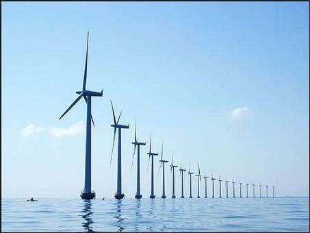 Two Kilometers of Rope Helps Secure Clean Power