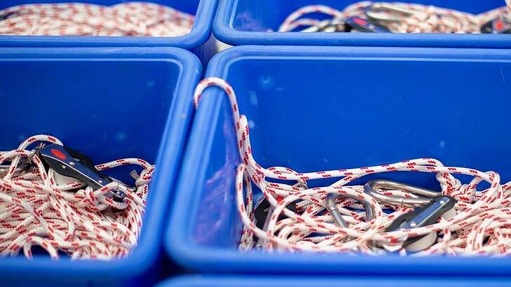 Three Reasons to Change from Wire to Fiber Rope