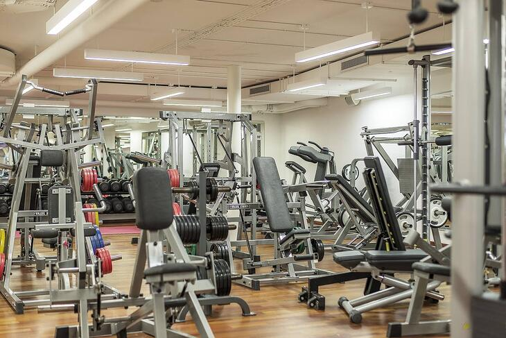 Why You Should Use Industrial Hardware When Designing Commercial Gym Equipment
