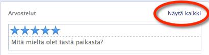 yrityksen facebook Seinajoki