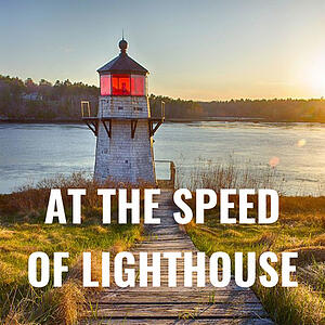 speed of lighthouse