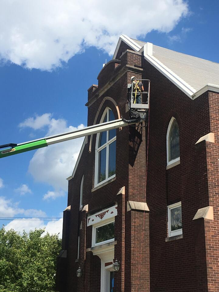 Giving our building some TLC [NEW images]