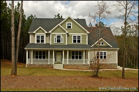 New home exterior styles 2014 home design trends for Different style homes pictures