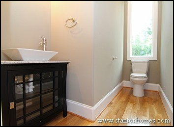 Powder Room Layouts For Small Spaces Part 47