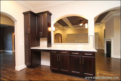 kitchen pass through ideas 2014 custom home design