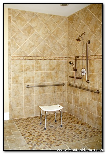 Accessible Bathroom Shower Designs Wheelchair Accessible Homes, Home Designs
