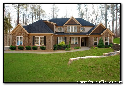 roof styles how to keep costs down in your new custom home - Roof Line Designs