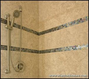 Bathroom Tile Trends Custom Tile Mini Mosaic Designs