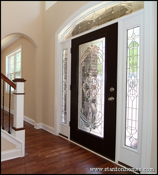 Glass Front Door Styles North Carolina New Home Front Door Ideas - Home front doors