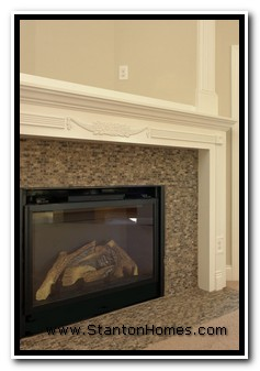 Fireplace Design Ideas | NC Custom Home Builders | Raleigh New Homes