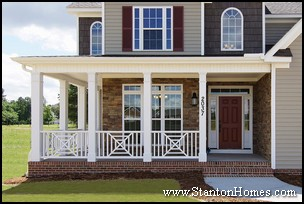 How much does a wrap around porch cost 2012 custom home for House wrap prices