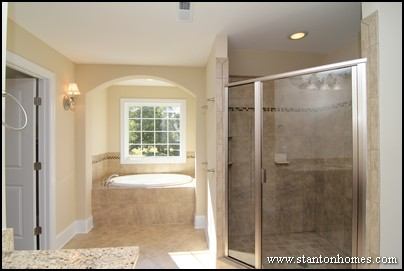 Best tile shower designs for 2014 top five custom home for Bathroom design trends 2014