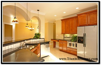 What kind of kitchen countertop is best | NC Custom Home Builders