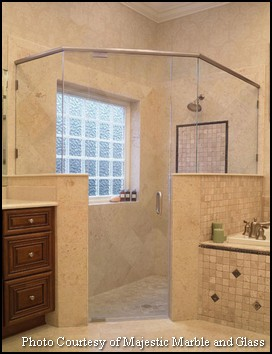2014 master bathroom trends nc new home shower enclosure for Trends in bathroom design 2014
