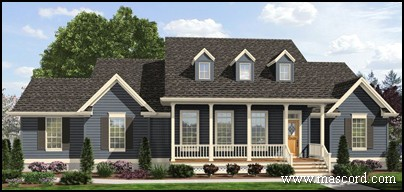 Custom home building and design blog home building tips for Custom single story homes