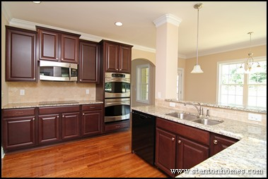 find this pin and more on new home traditional kitchen. decorating