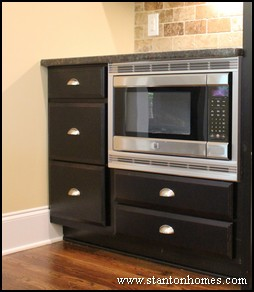 Kitchen Design Trends Where Should The Microwave Go