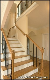 Custom Home Design Trends Staircase Styles And Ideas