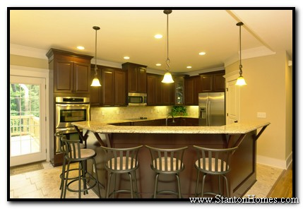 Top 10 most wanted new home design features for Kitchen designs bloxburg