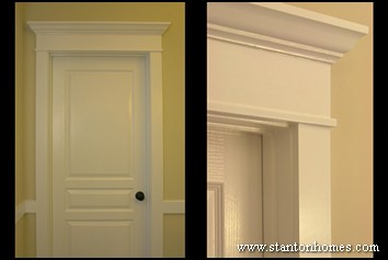 Types Of Crown Moulding Custom Home Trim Styles
