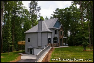 Custom home building and design blog home building tips for Daylight basement homes