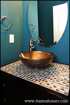 powder room ideas top 5 powder room designs for new homes