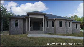 How much does a detached garage cost detached garage for Homes with detached in law suites