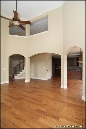 Interior Half Wall Railing Designs Trend Home Design And