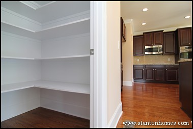 Best Kitchen Floor Plans Kitchens With A Quot Costco Quot Pantry