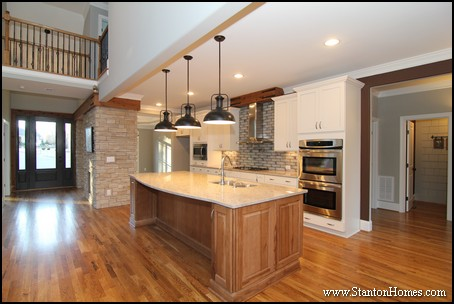 Kitchen Island Seating Raleigh New Homes