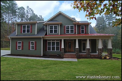 Custom home building and design blog home building tips for Custom craftsman home builders