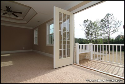 Custom home building and design blog home building tips for Terrace design 2nd floor