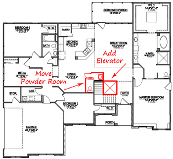 accessible house plans. accessible. home plan and house design ideas