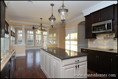 espresso and white kitchen cabinets are white kitchen cabinets in style for 2014 15173