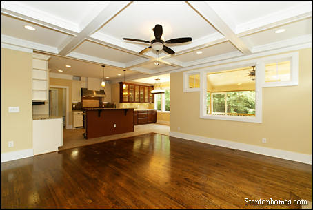 Ceiling Treatment Ideas | Custom Home Builders Raleigh