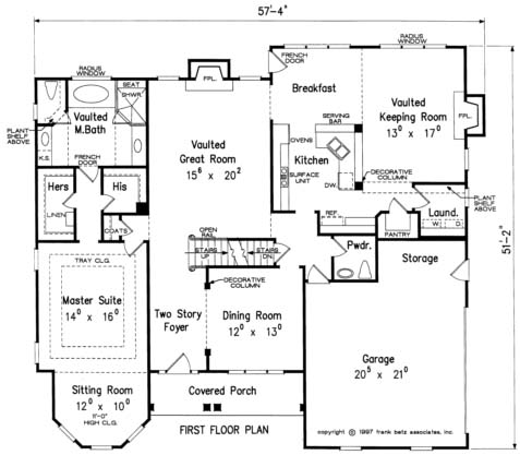 Custom home building and design blog home building tips for Butlers pantry floor plans