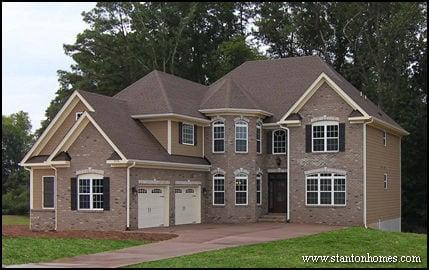 Perfect ... Favorite Brick Home Designs. New ...
