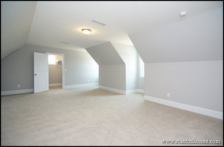 How Much Does a Third Floor or Attic Cost?   Cost Effective New Homes