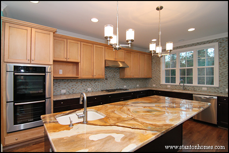custom home building and design blog home building tips custom countertop and backsplash artistic tile and stone